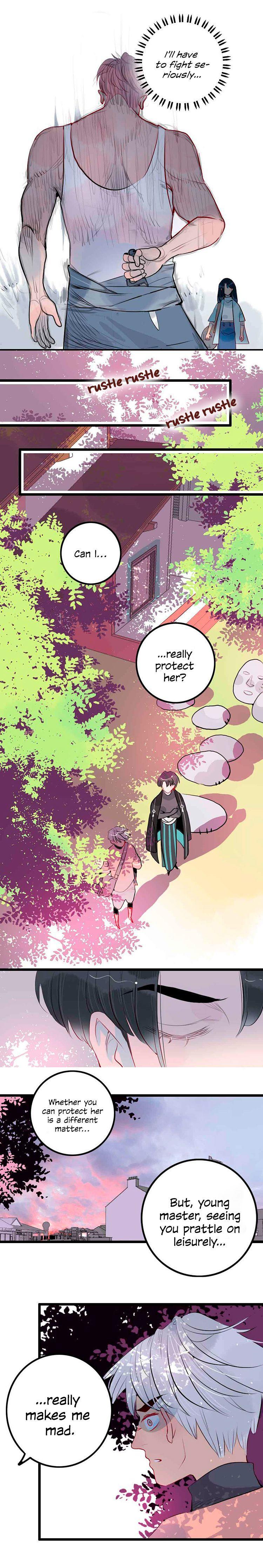 Autumn Wind And Rain Chapter 6 page 5 - Mangakakalots.com