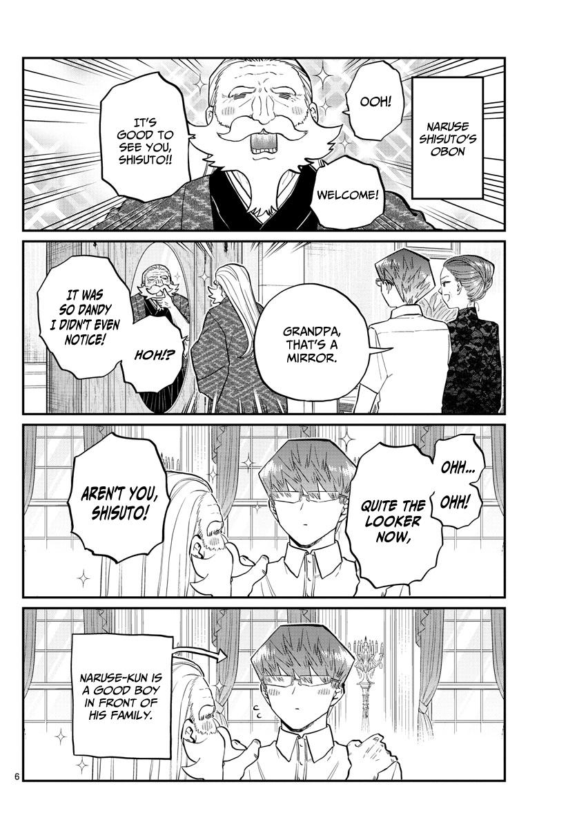 Komi-San Wa Komyushou Desu Vol.13 Chapter 186: Everyone's Obon page 6 - Mangakakalot