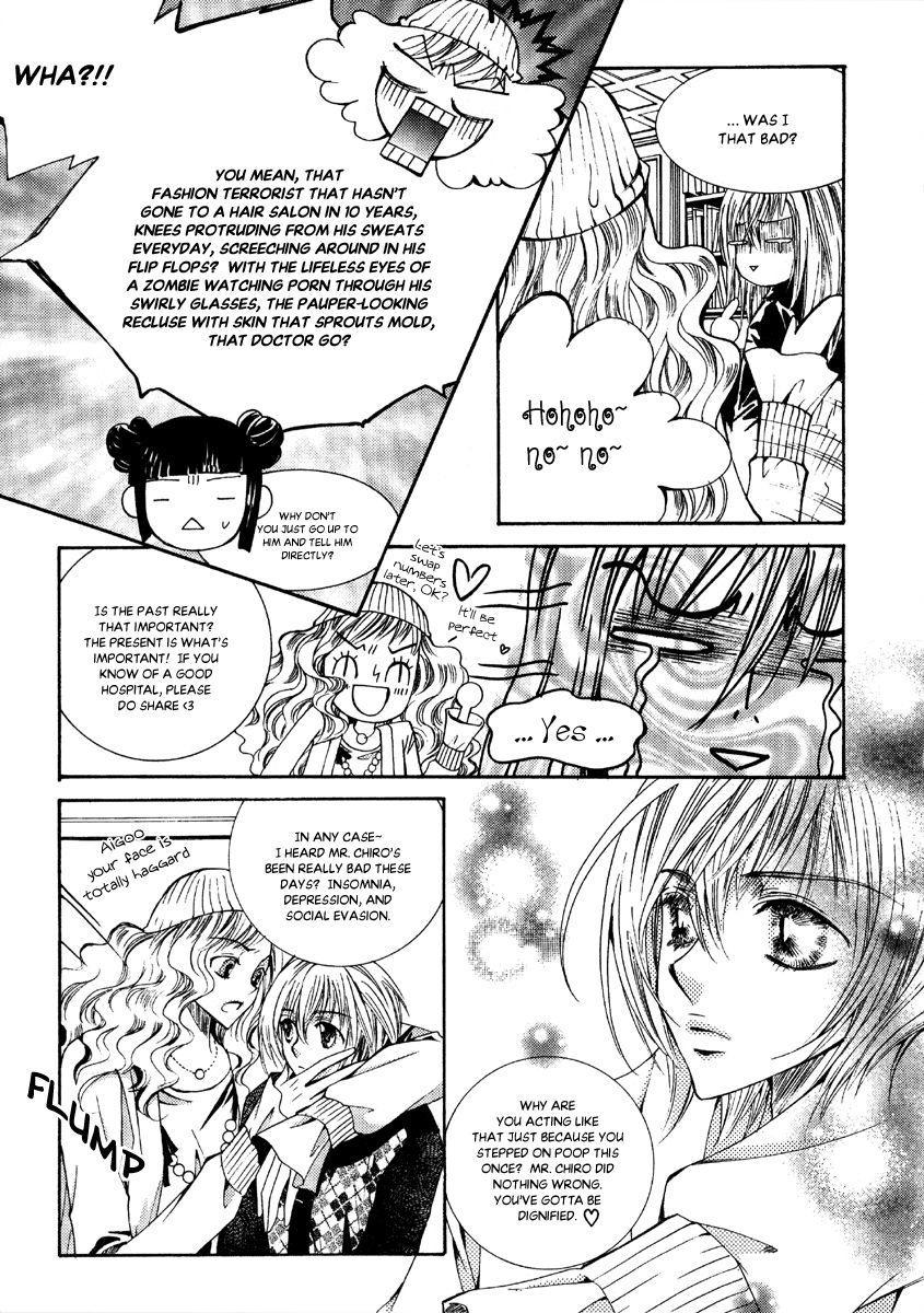 Chiro Star Project Vol.05 Chapter 32 : Vol 05 page 15 - Mangakakalots.com