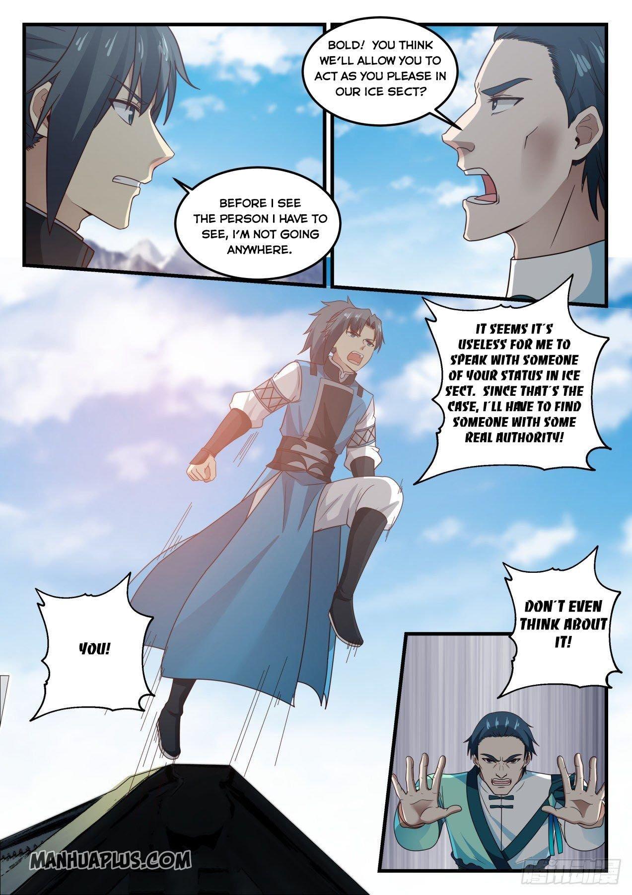 Martial Peak Chapter 693 page 5 - Mangakakalots.com