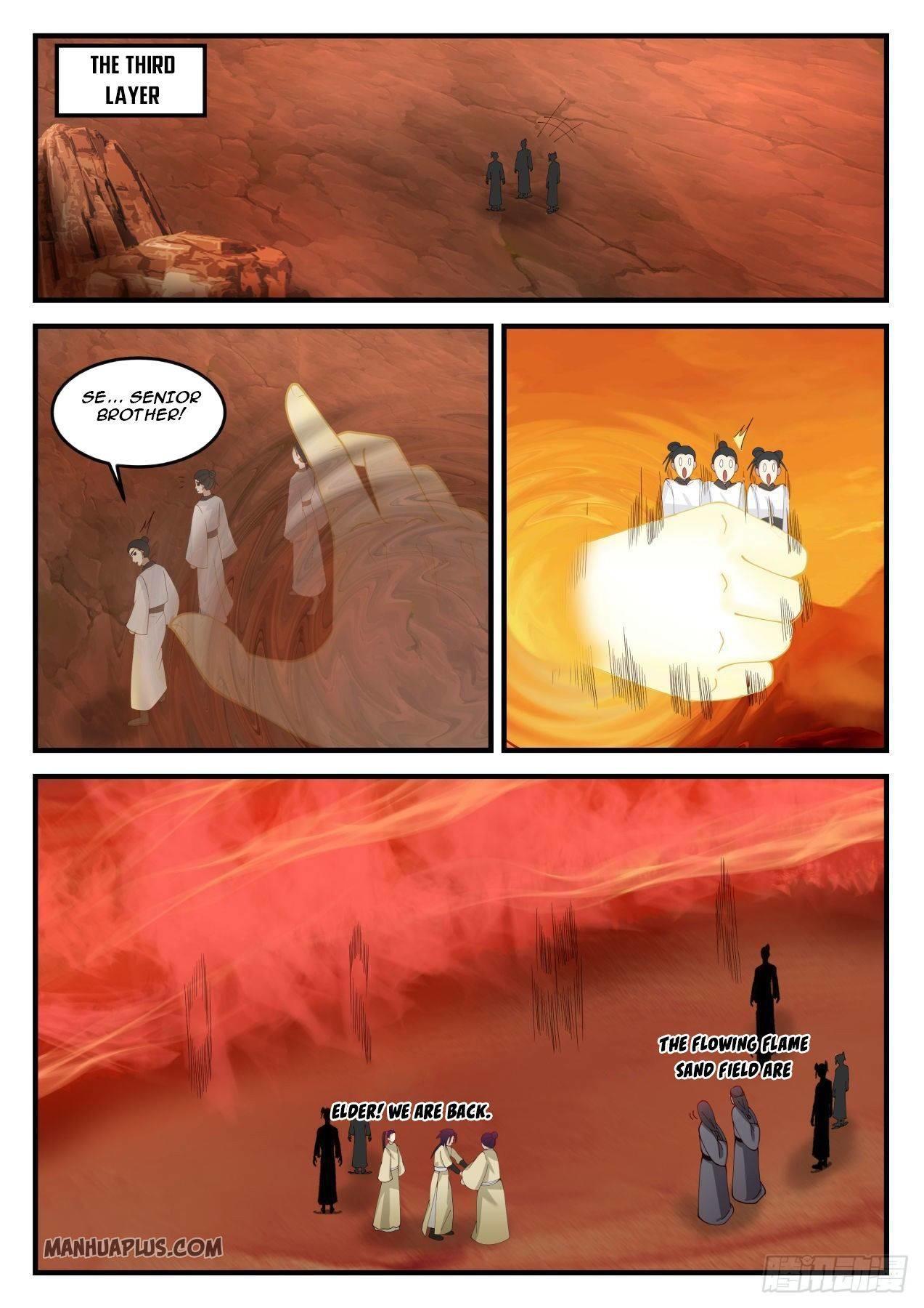 Martial Peak Chapter 1151 page 5 - Mangakakalots.com