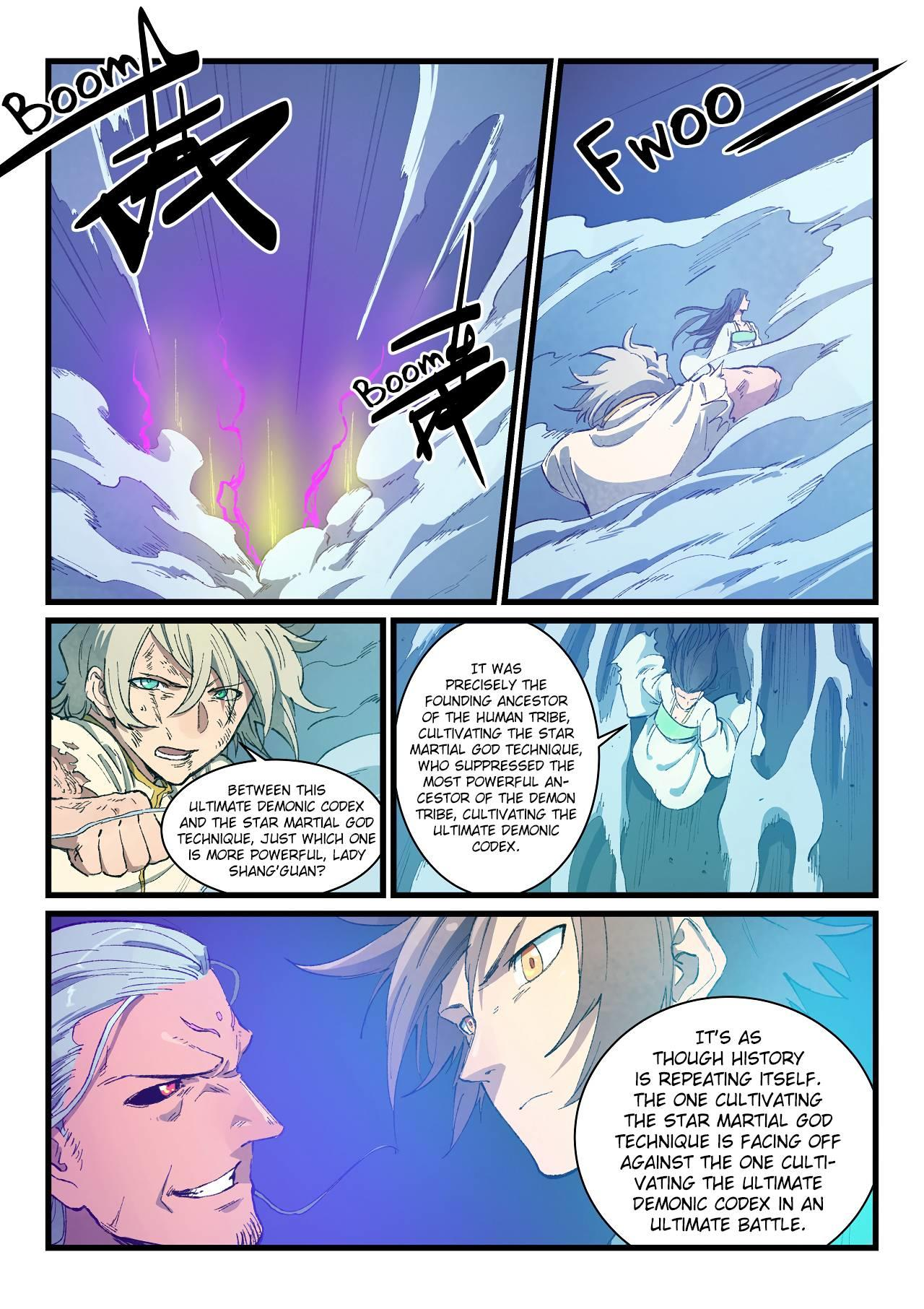 Star Martial God Technique Chapter 426 page 7 - Mangakakalots.com