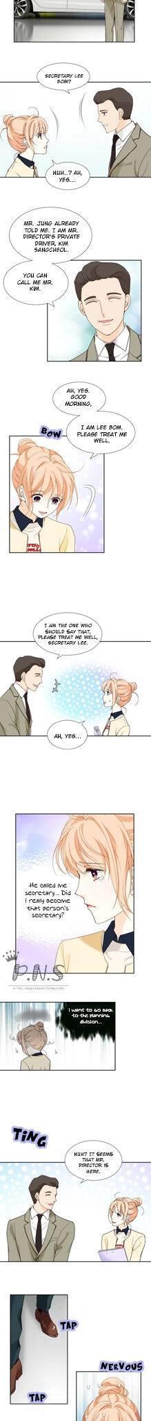 Lee Bom , Be Mine Chapter 17 page 13 - Mangakakalots.com