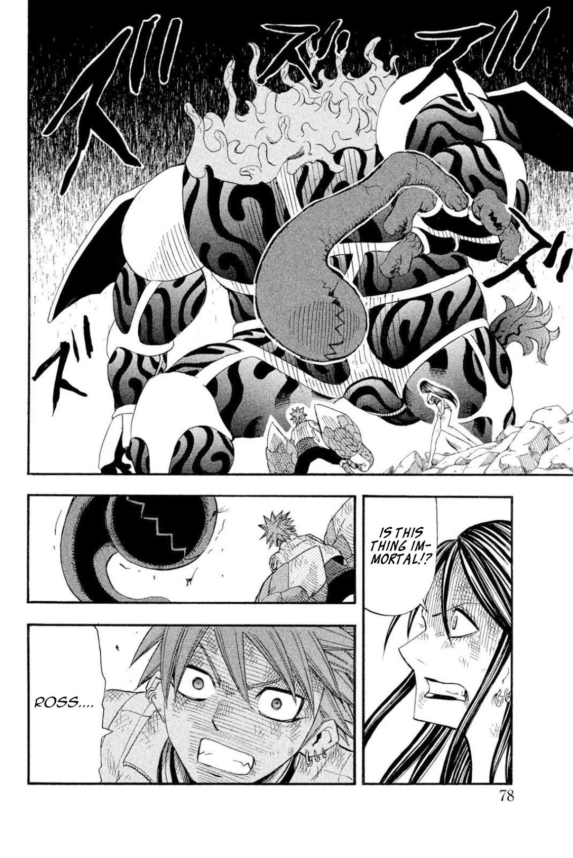 Buster Keel! Chapter 41: Feast Of God (Part 6) page 30 - Mangakakalots.com