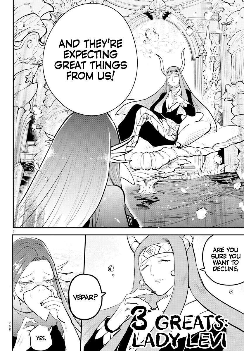 Mairimashita! Iruma-Kun Chapter 213: The Loveliest Memento. page 8 - Mangakakalots.com