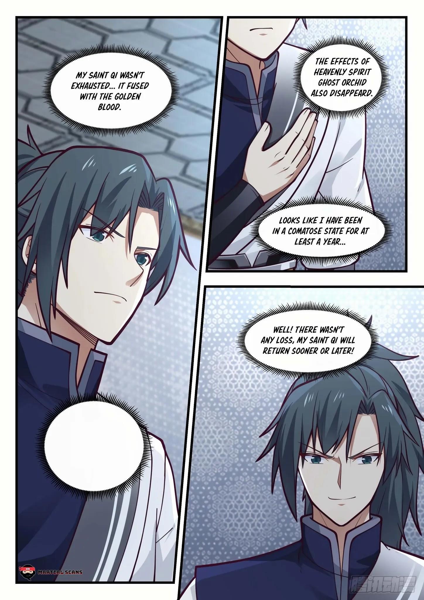 Martial Peak Chapter 981: You're Quite Pitiful page 5 - Mangakakalots.com