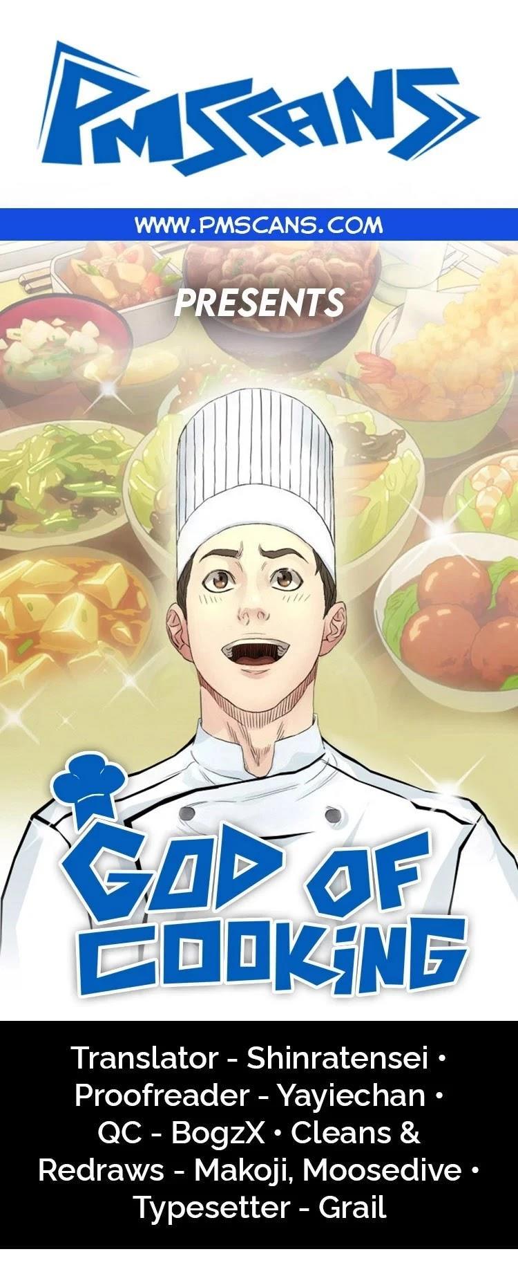 God Of Cooking Chapter 36 page 1 - Mangakakalots.com