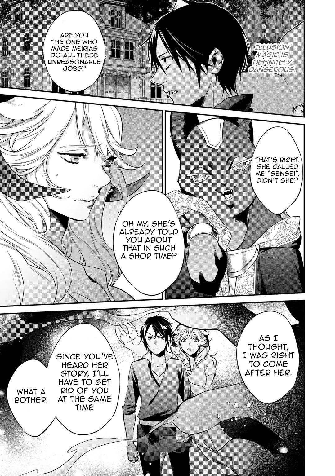 Reborn As A Barrier Master Chapter 21 page 3 - Mangakakalots.com