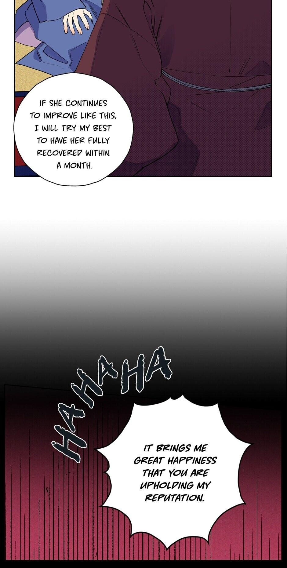 Finally, The Blue Flame Chapter 21 page 8 - Mangakakalots.com