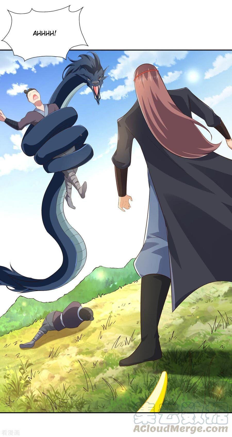 Wu Ling (Martial Spirit) Sword Master Chapter 20 page 30 - Mangakakalots.com