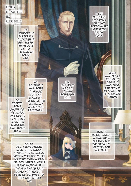 Lord El-Melloi Ii-Sei No Jikenbo Chapter 15 page 1 - Mangakakalots.com