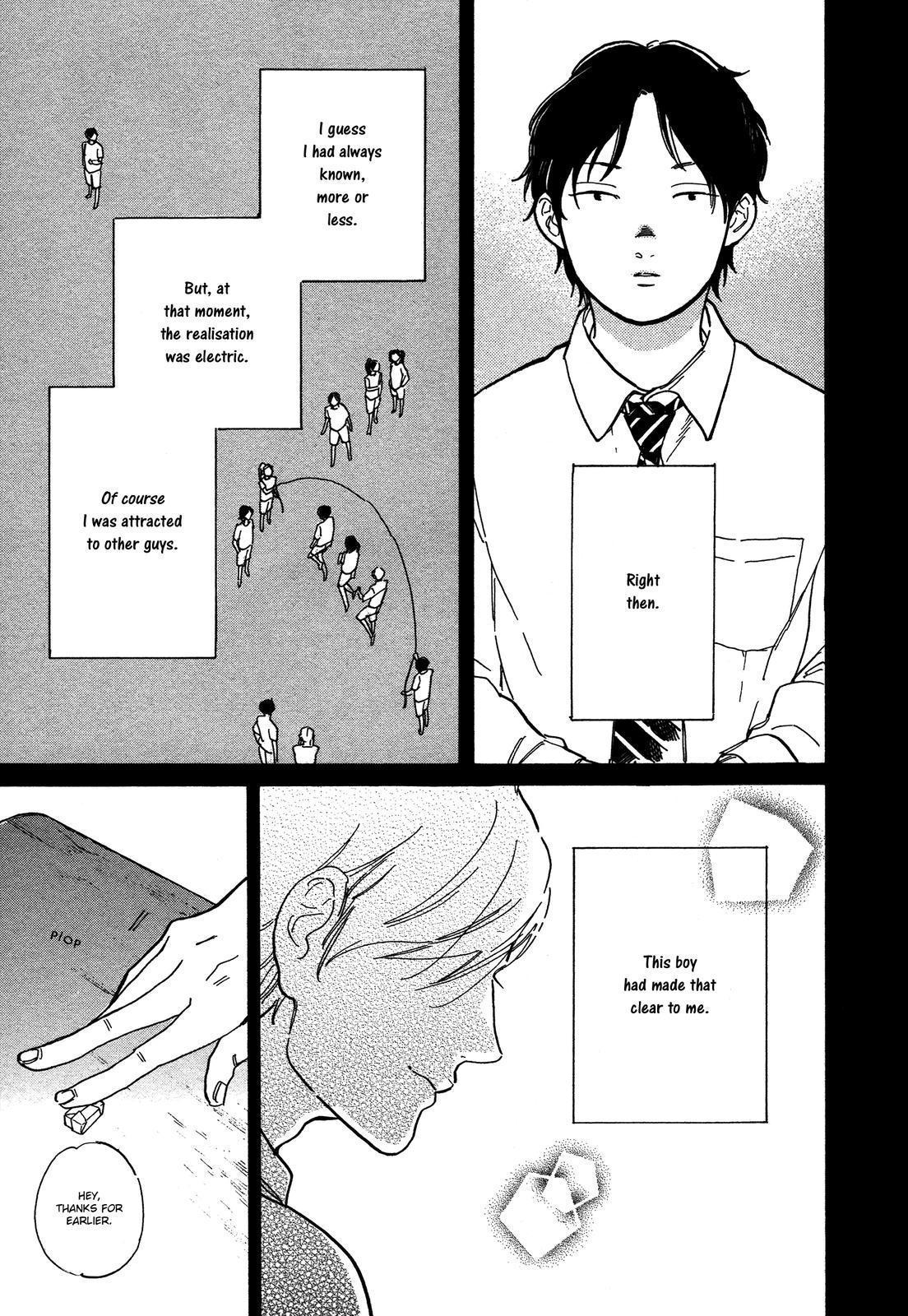 Stay Gold (Hideyoshico) Chapter 19 page 10 - Mangakakalots.com