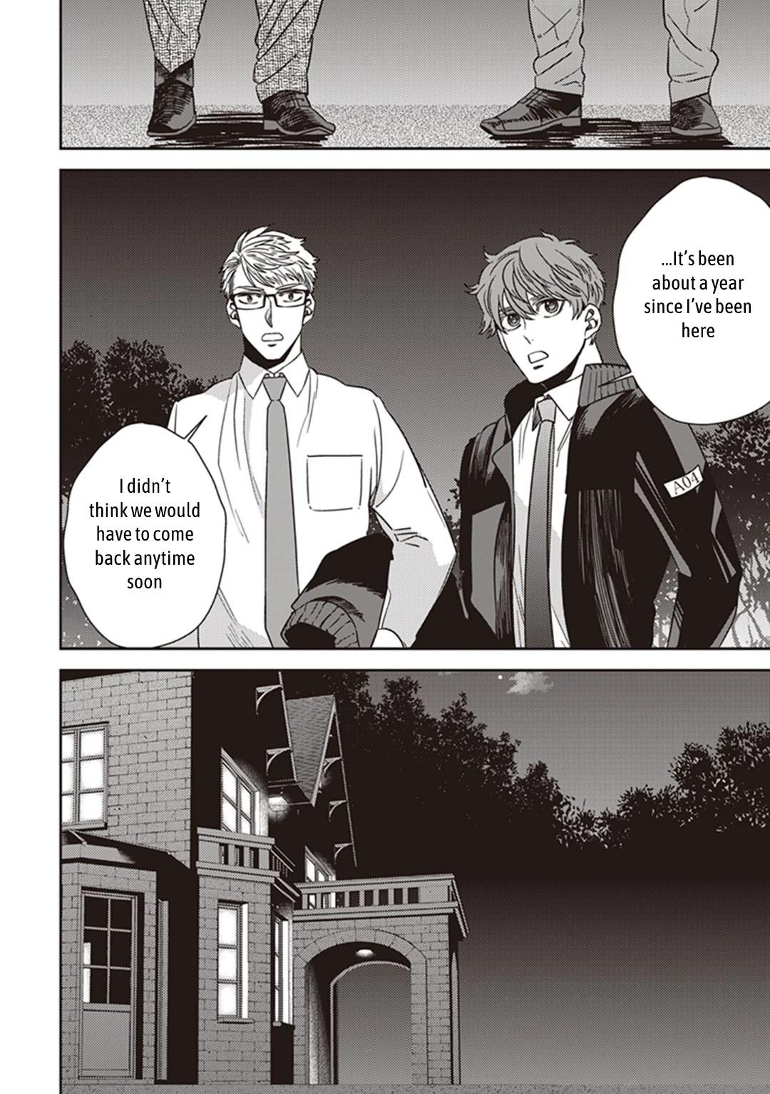 Midnight Occult Civil Servants Chapter 38: Becoming A Demon (Part 4) page 20 - Mangakakalots.com