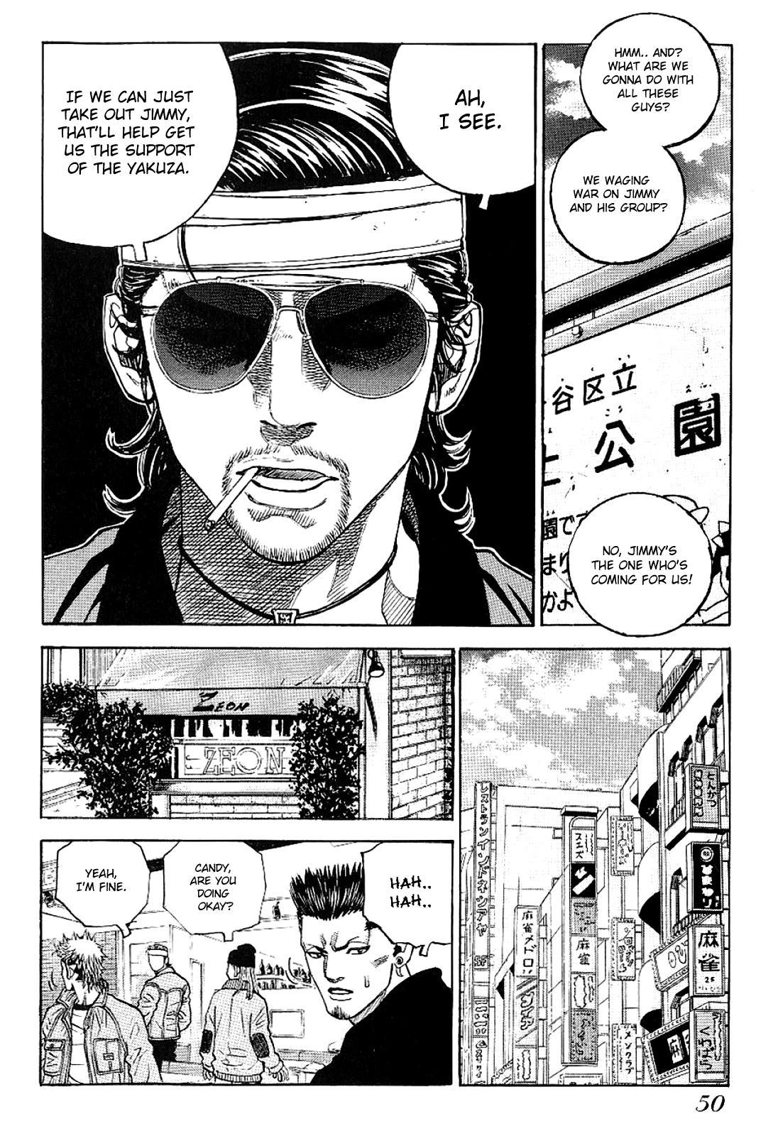 Gang King Vol.10 Chapter 72: Revenge page 21 - Mangakakalots.com