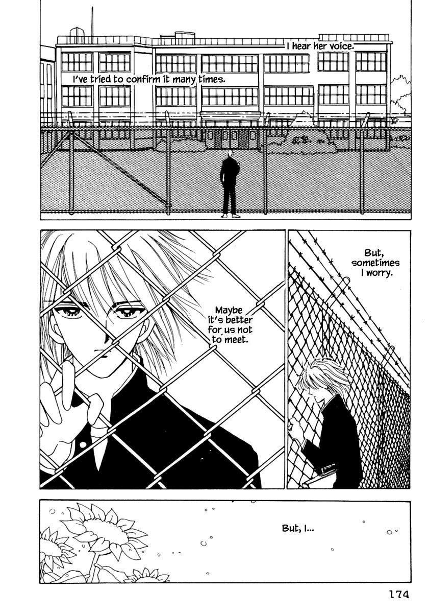 Shi To Kanojo To Boku Chapter 6.1 page 8 - Mangakakalots.com