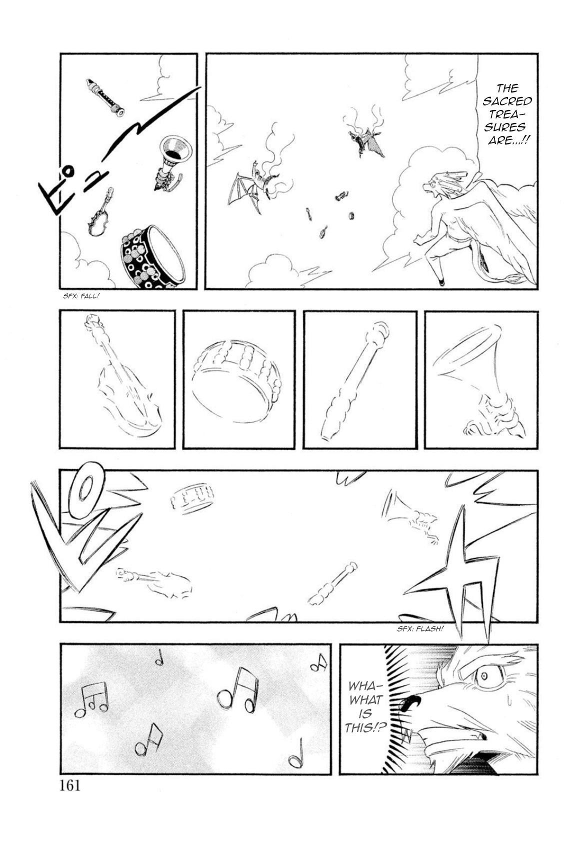 Buster Keel! Chapter 39: Feast Of God (Part 4) page 20 - Mangakakalots.com