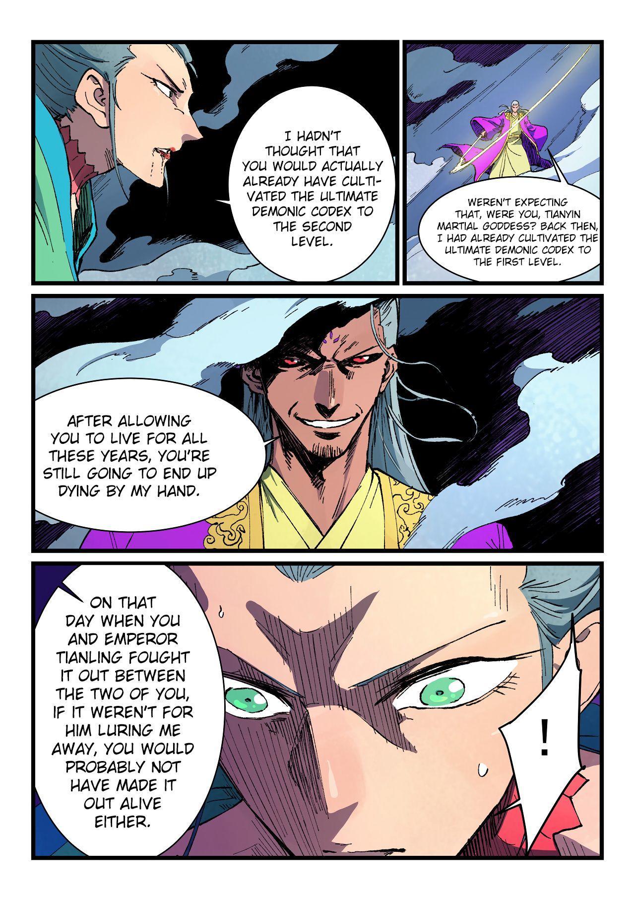 Star Martial God Technique Chapter 422 page 10 - Mangakakalots.com