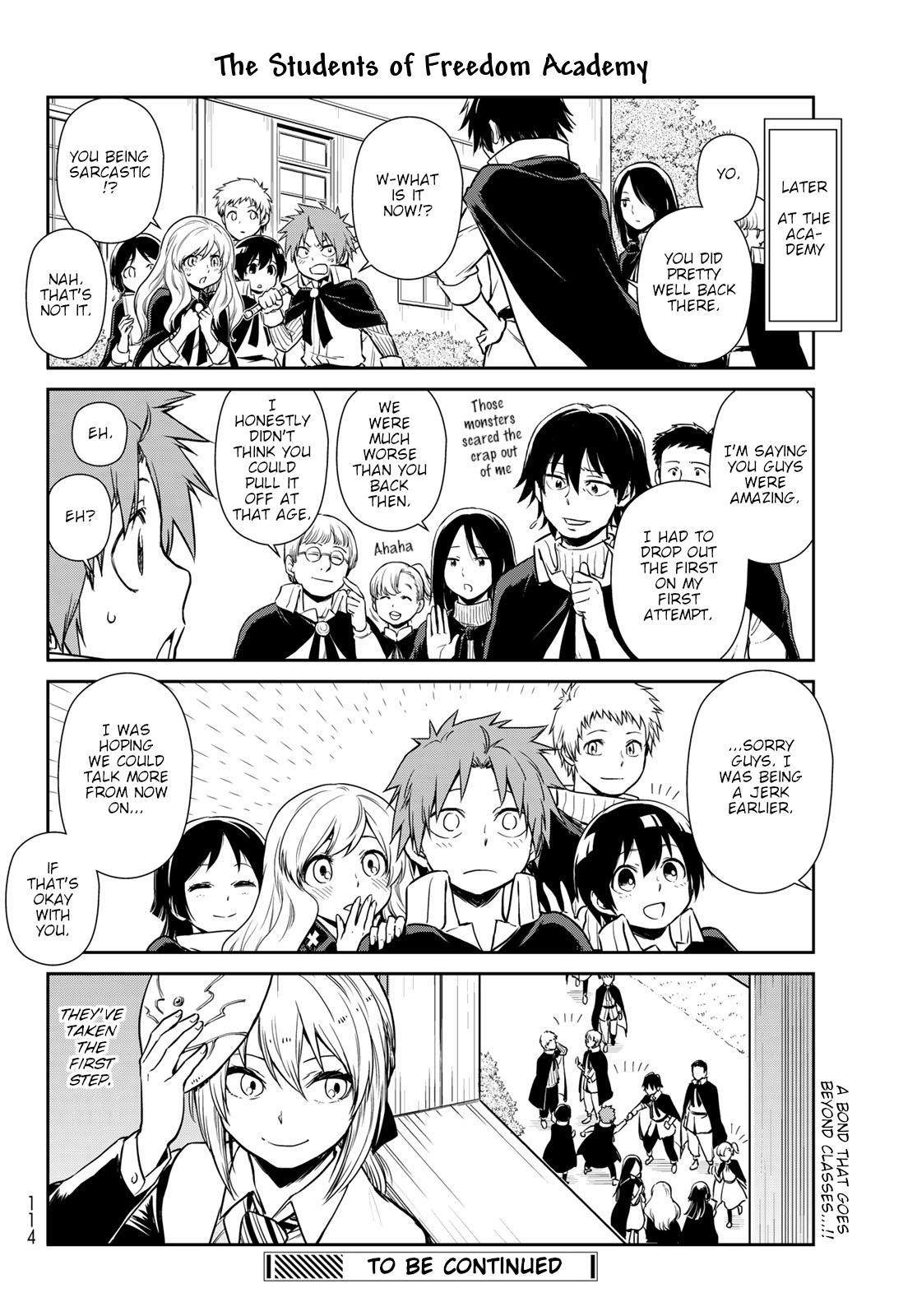 Tensura Nikki Tensei Shitara Slime Datta Ken Chapter 45 page 12 - Mangakakalot