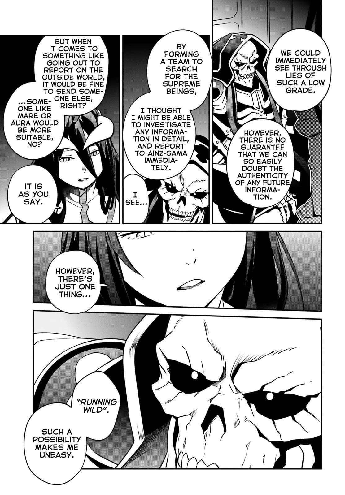 Overlord Chapter 66 page 21 - Mangakakalots.com