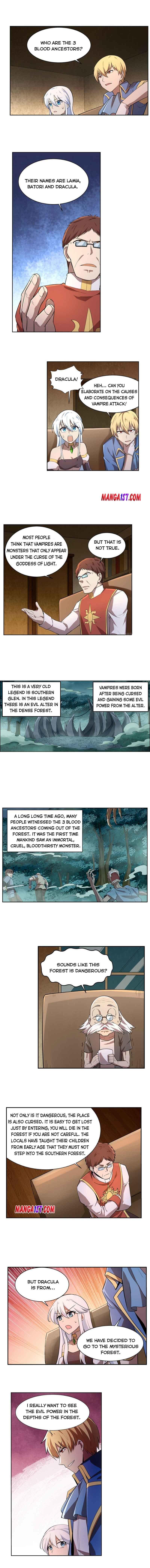 The Demon King Who Lost His Job Chapter 207 page 4 - Mangakakalots.com