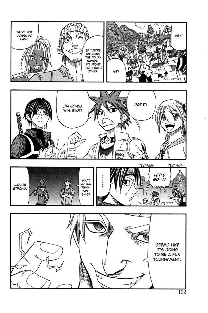 Buster Keel! Vol.7 Chapter 26 : Adventurer S Circus (Part 1) page 23 - Mangakakalots.com