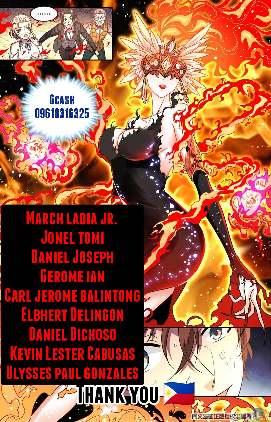 Versatile Mage Chapter 652 page 16 - Mangakakalots.com