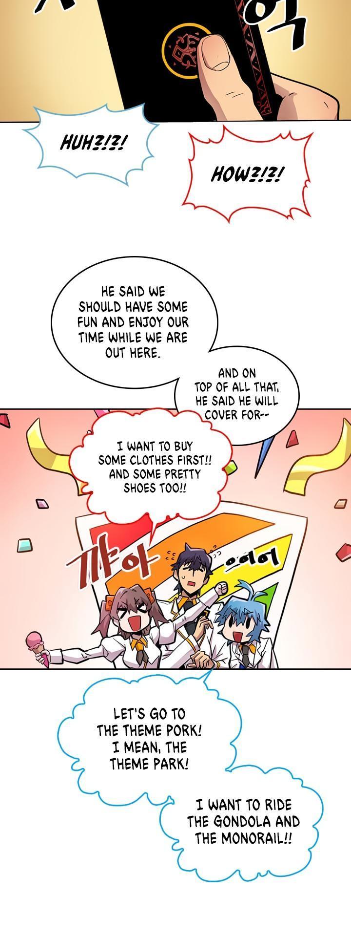 A Returner's Magic Should Be Special Chapter 45 page 32 - Mangakakalots.com