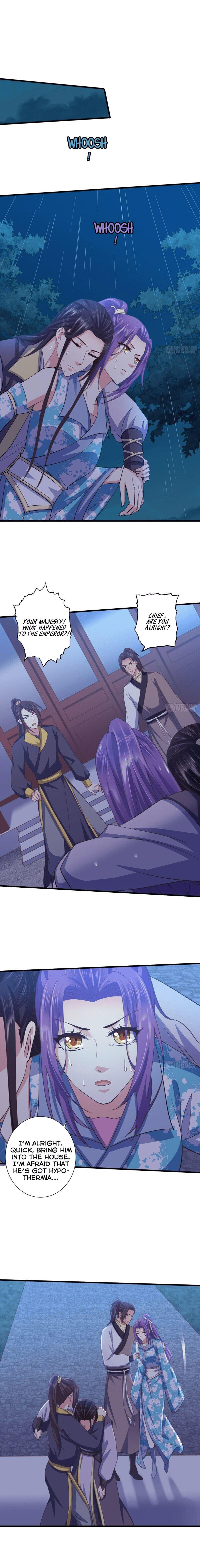 Bewitching Empress So Pampered By Her Tyrant Chapter 36: Poisoned Leg Wound page 2 - Mangakakalots.com