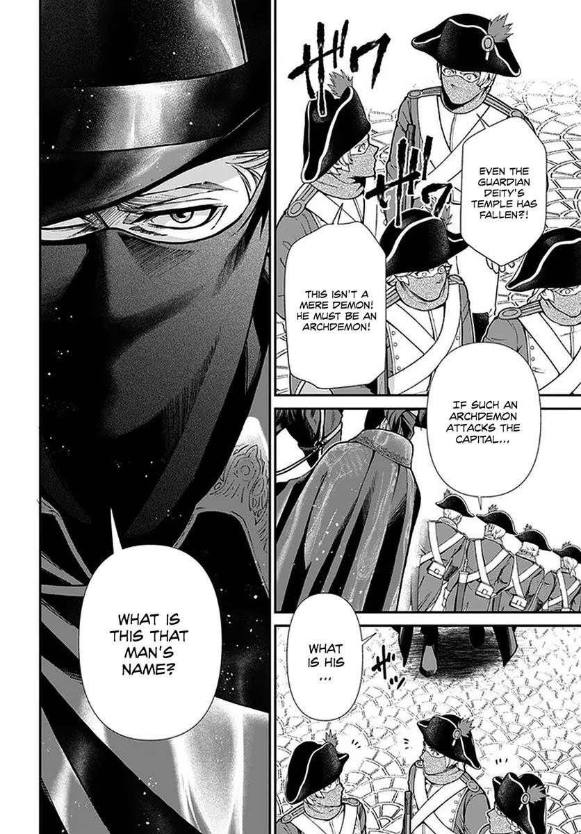 "Isekai Yakkyoku Chapter 35.2: Returning To The Capital"" (Part 2) page 19 - Mangakakalots.com"