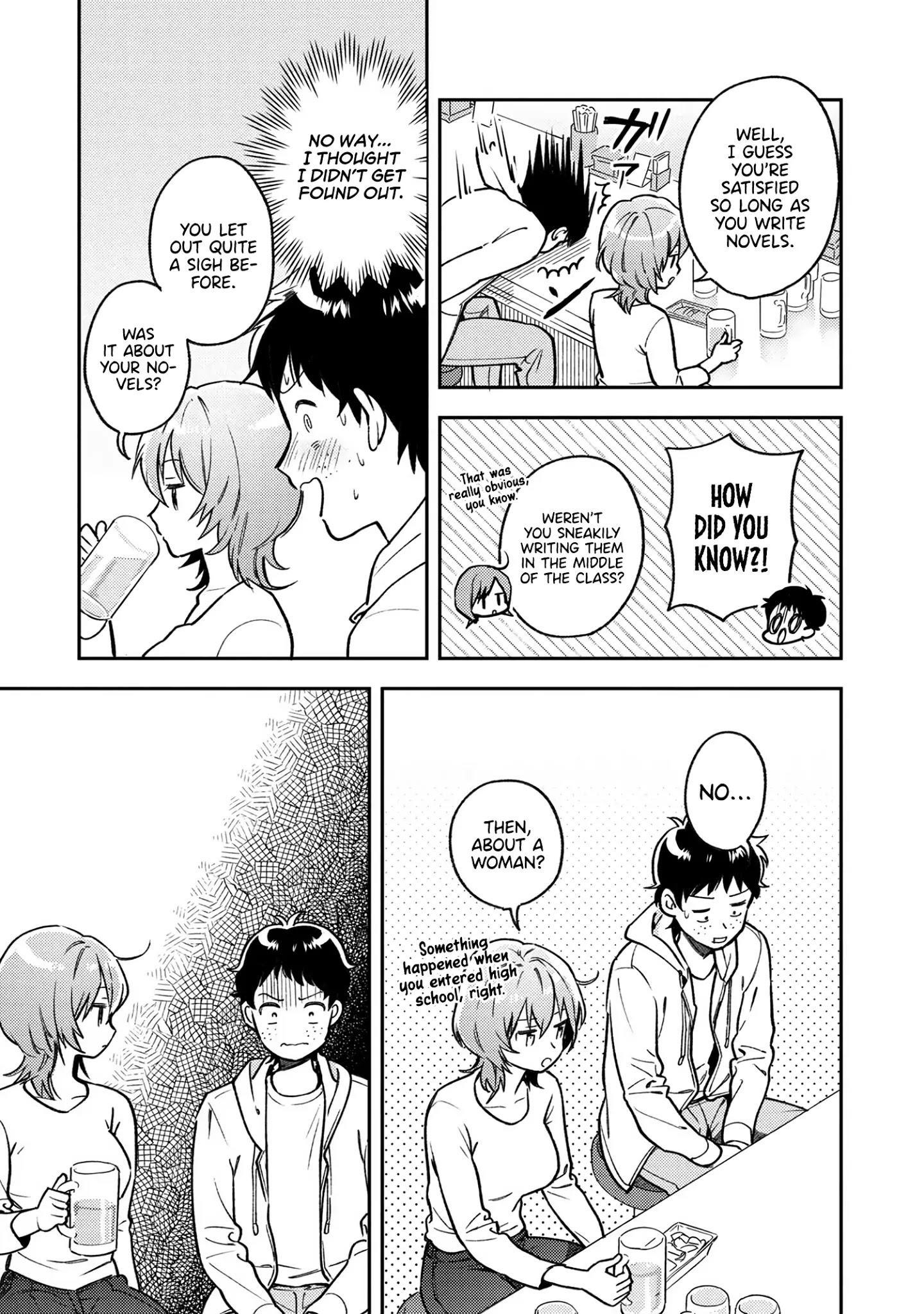Houjou Urara No Renai Shousetsu O Kaki Nasai! Chapter 6 page 16 - Mangakakalots.com