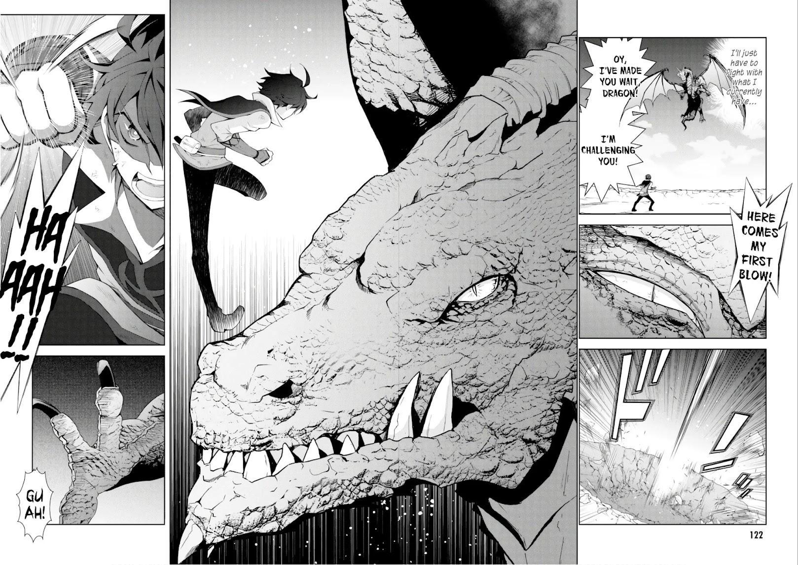 Isekai Cheat Magician Chapter 28 page 16 - Mangakakalots.com