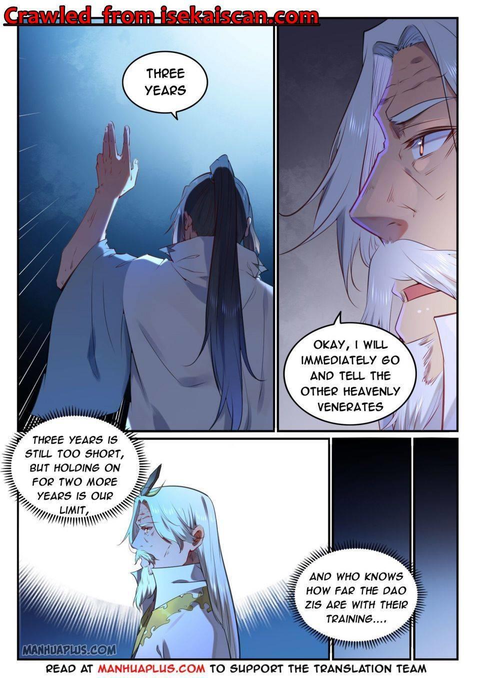 Apotheosis Chapter 768 page 11 - Mangakakalots.com