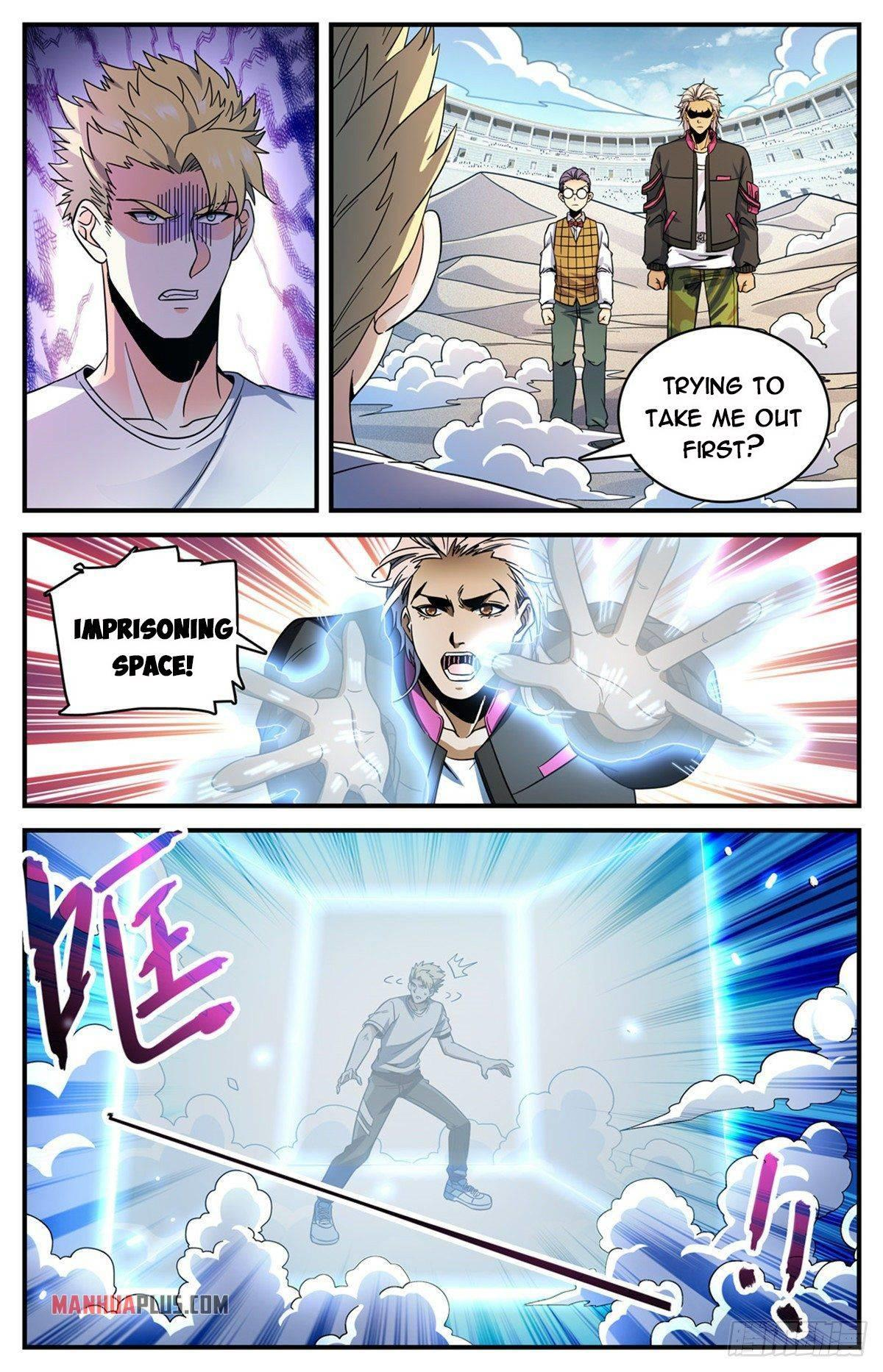 Versatile Mage Chapter 725 page 12 - Mangakakalots.com