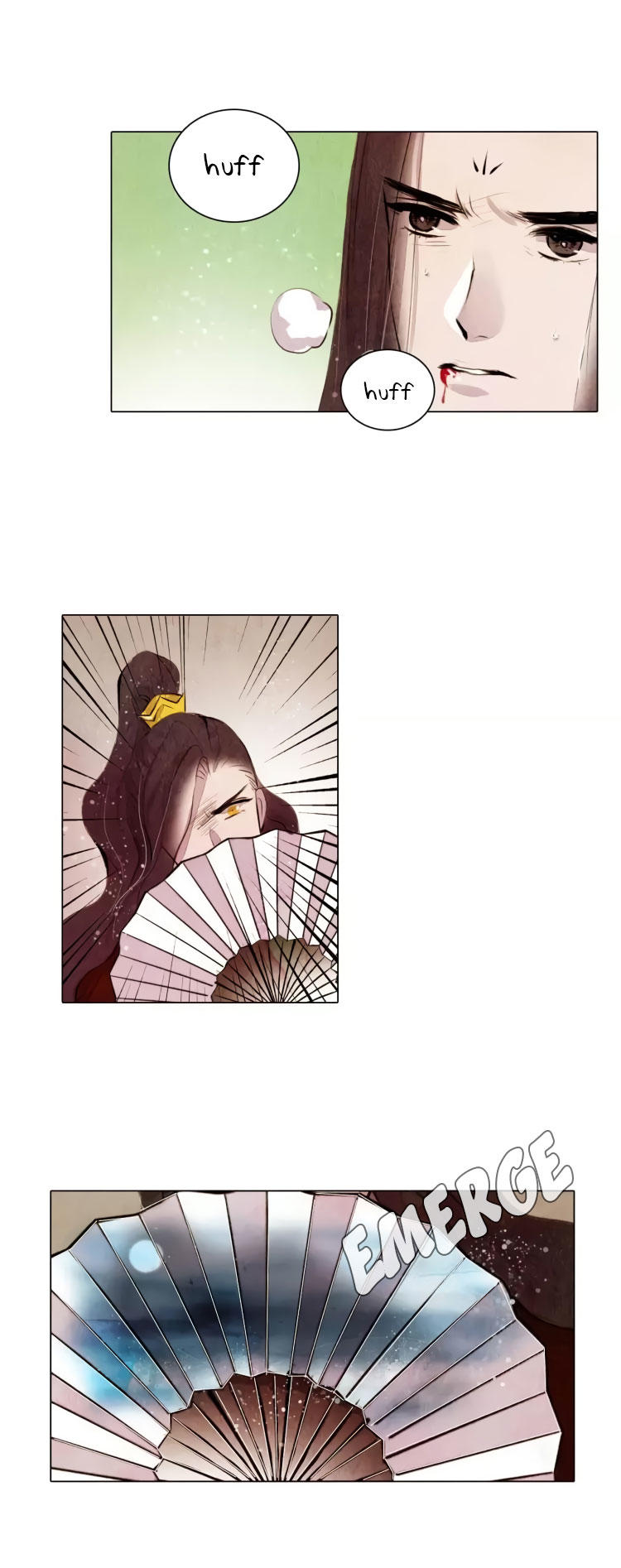 Shan Yue Chapter 10 page 3 - Mangakakalots.com
