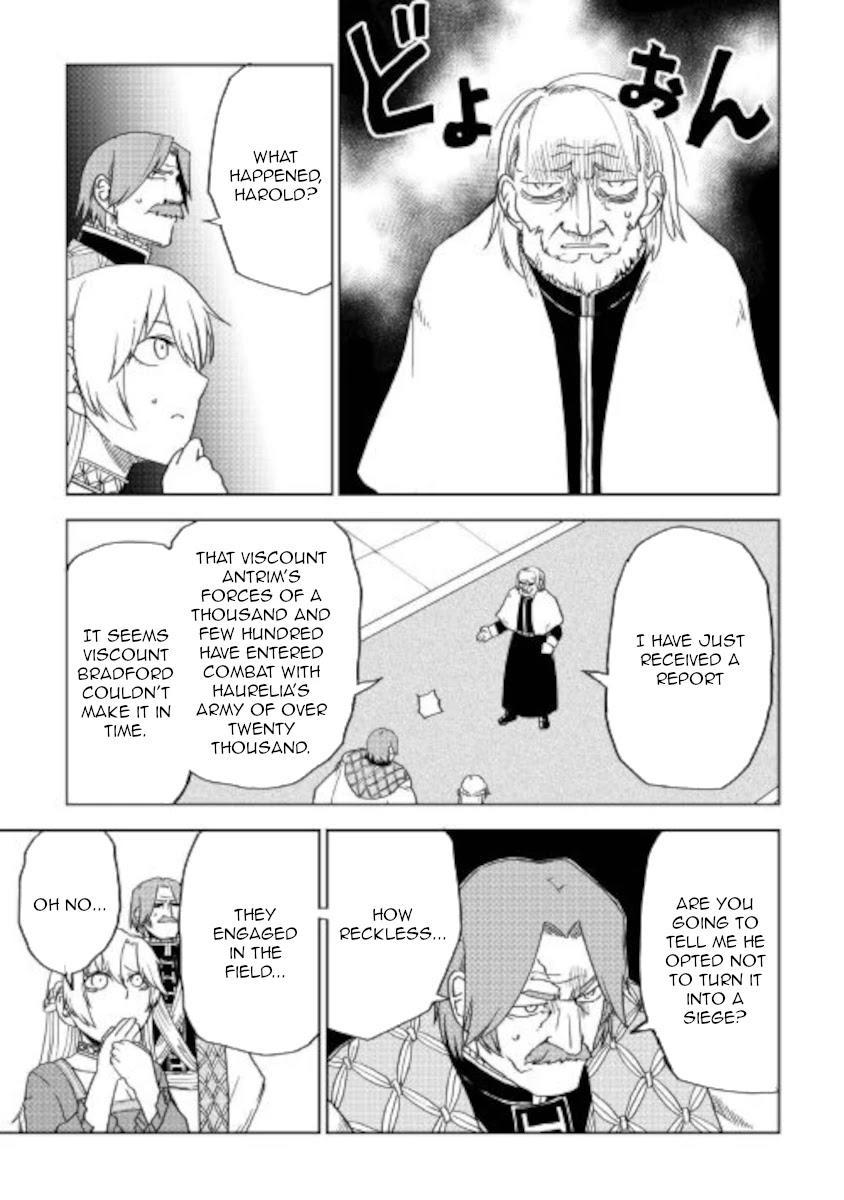 Isekai Tensei Soudouki Chapter 69: Receiving Notice page 7 - Mangakakalot
