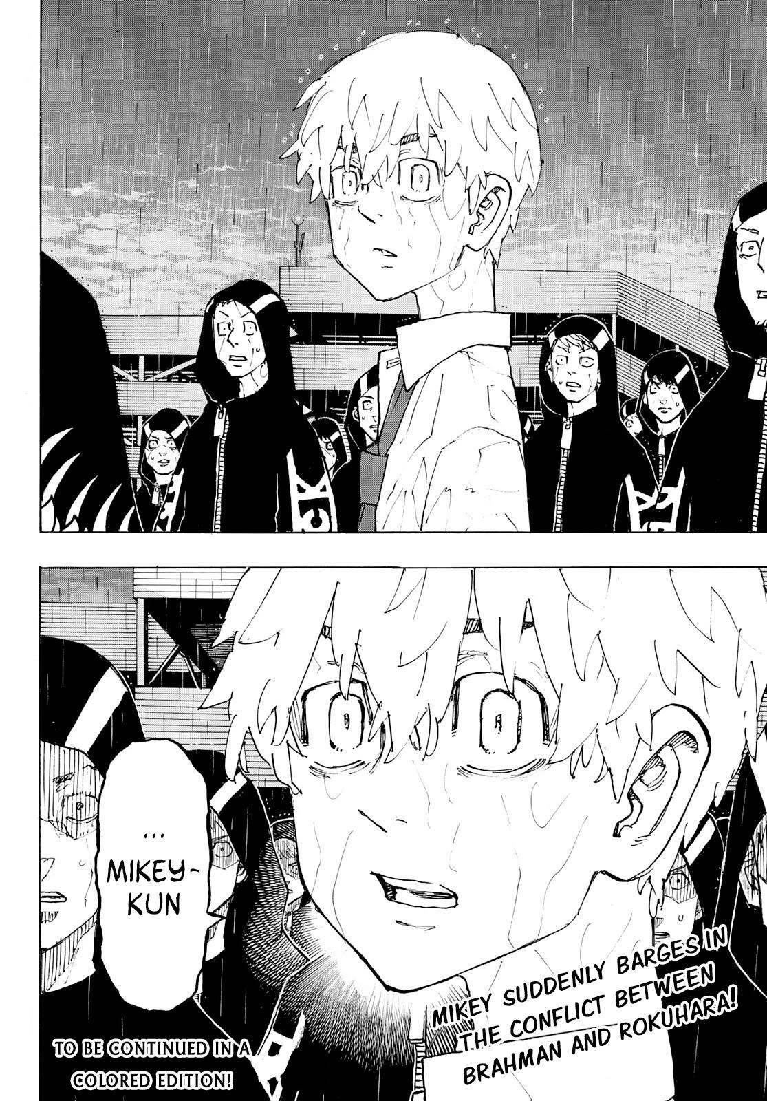 Tokyo Manji Revengers Chapter 224: Cutthroat page 17 - Mangakakalots.com