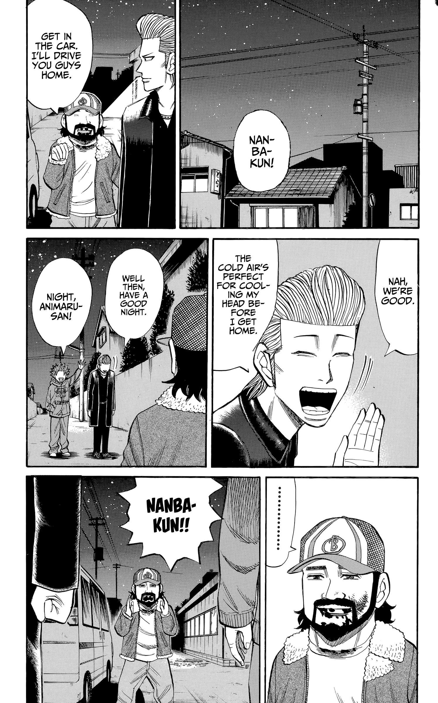 Nanba Mg5 Vol.12 Chapter 105: Together With Mama page 13 - Mangakakalots.com