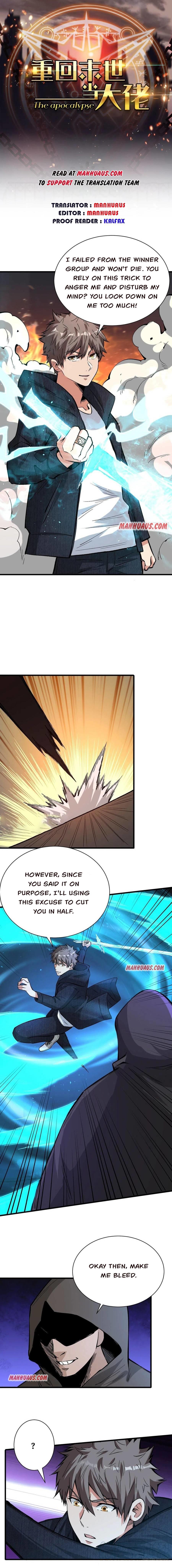 Back To Rule Again Chapter 140 page 1 - Mangakakalots.com