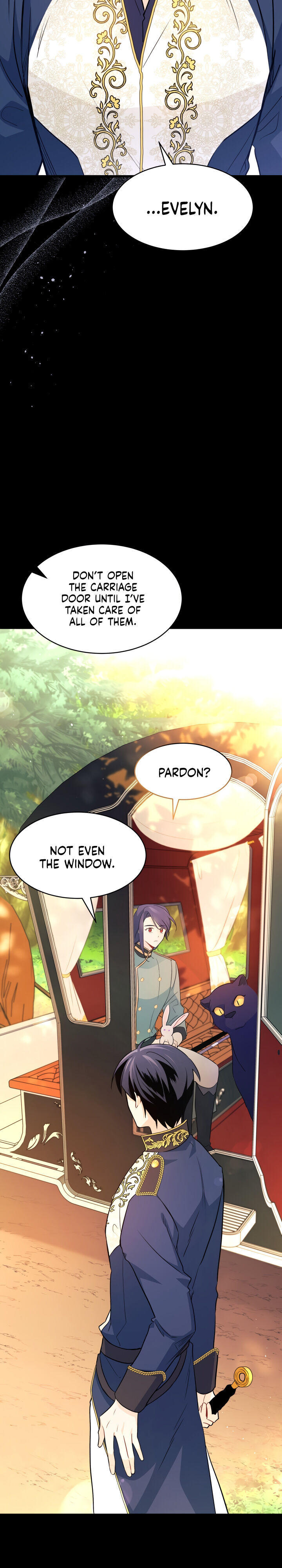 A Symbiotic Relationship Between A Rabbit And A Black Panther Chapter 27 page 10 - Mangakakalots.com