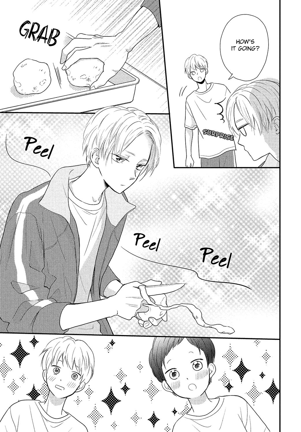 Natsuaki-Kun Wa Kyou Mo Kokuhaku Shitai Chapter 5 page 11 - Mangakakalots.com