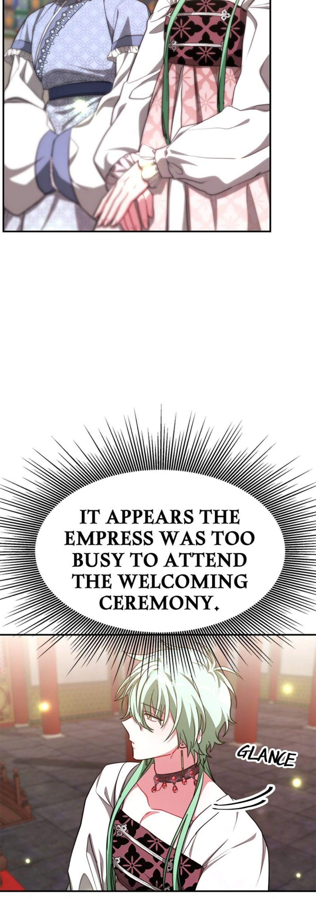 The Red Empress Chapter 27 : The Lion page 43 - Mangakakalots.com