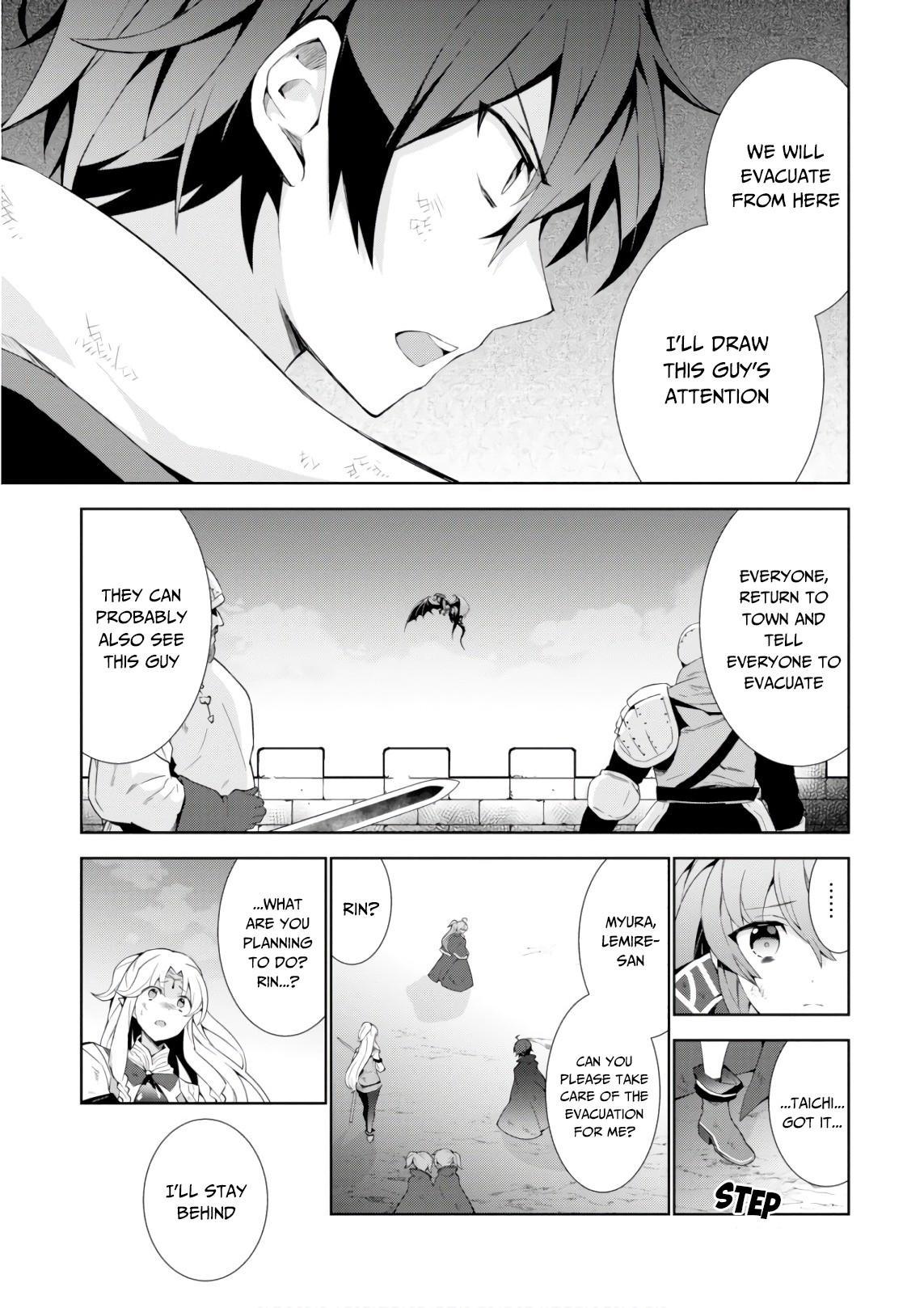 Isekai Cheat Magician Chapter 28 page 9 - Mangakakalots.com