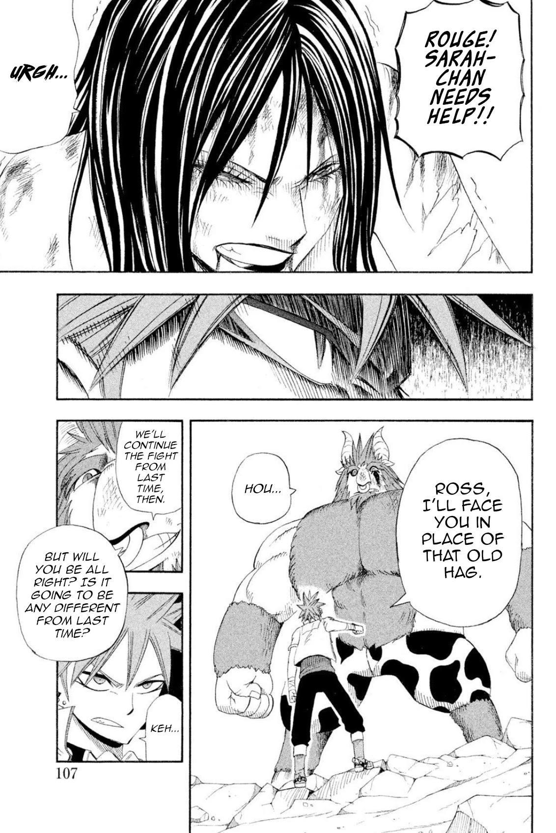 Buster Keel! Chapter 38: Feast Of God (Part 3) page 10 - Mangakakalots.com