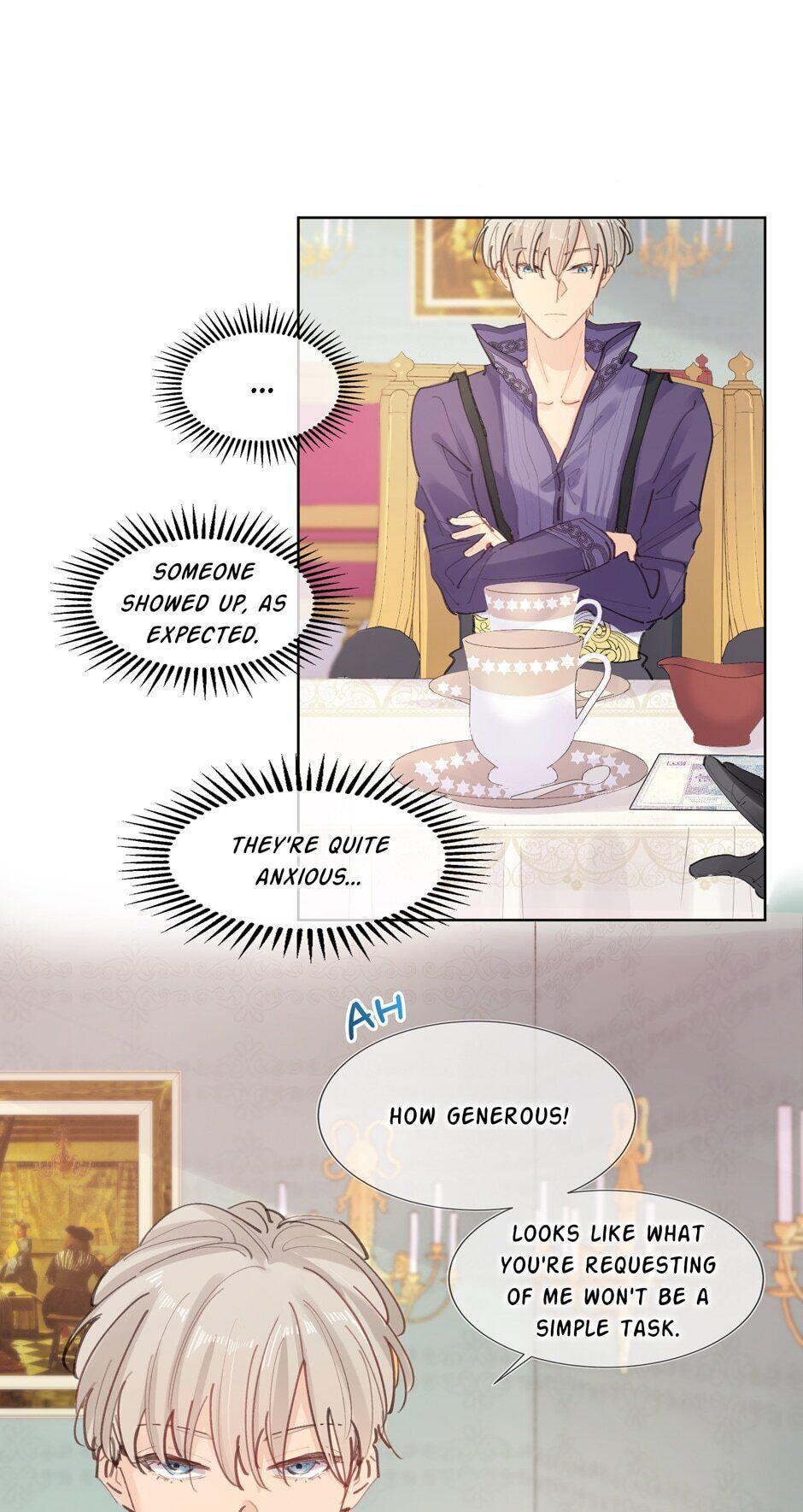 The Brilliant Miss Olive Chapter 15 page 6 - Mangakakalots.com
