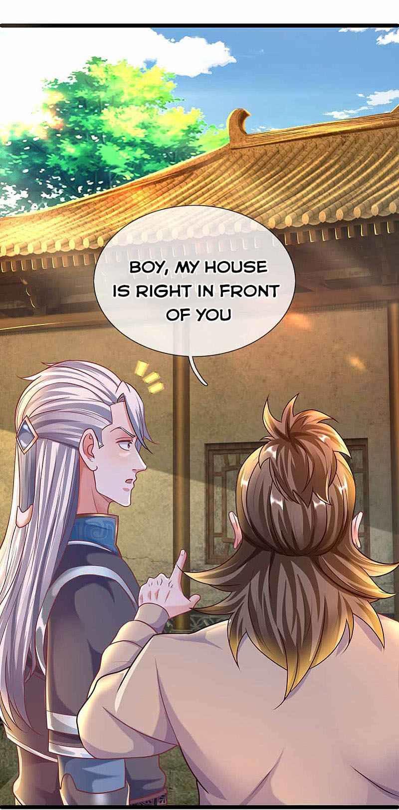 Shura Sword Sovereign Chapter 161 page 15 - Mangakakalots.com