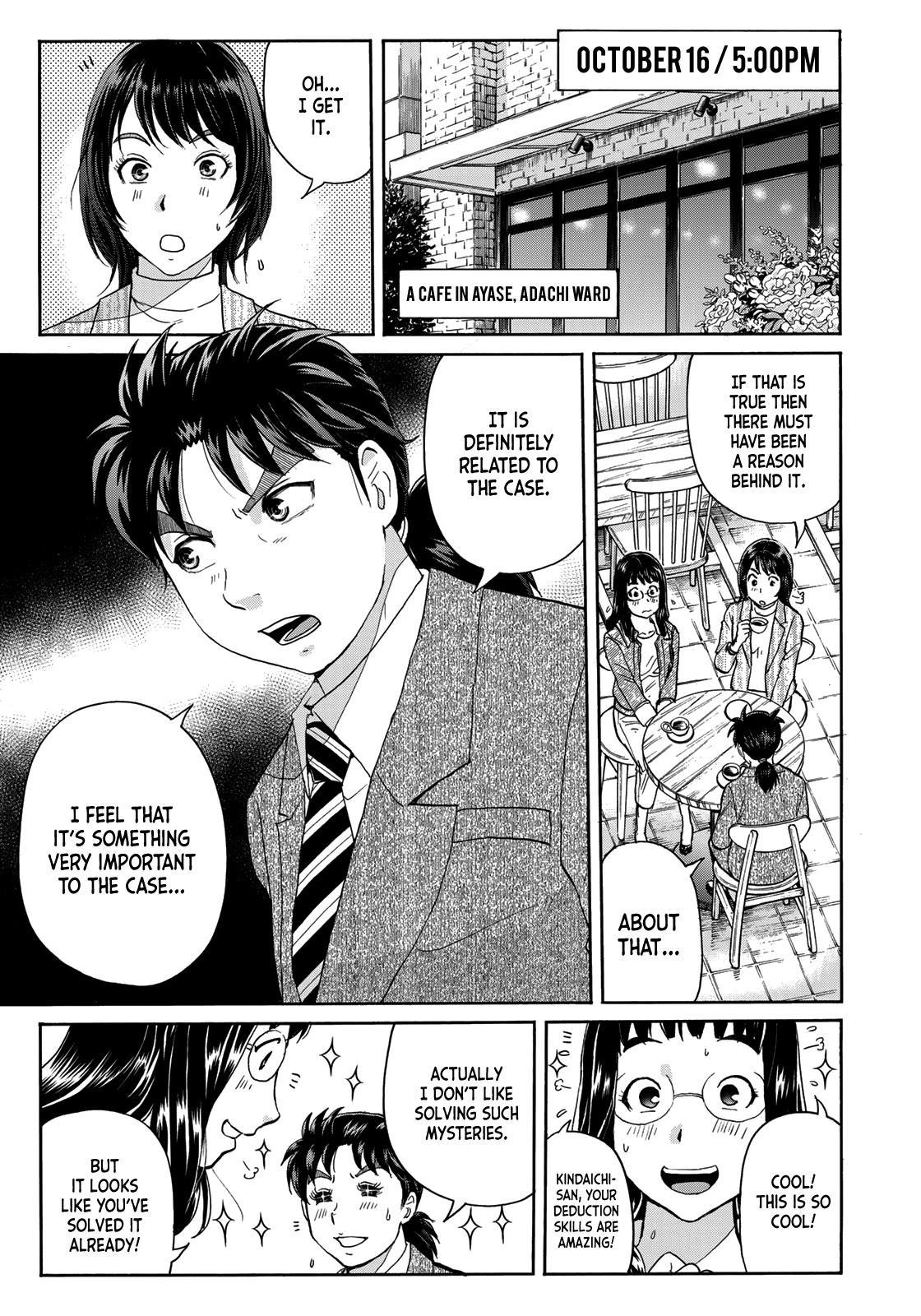 Kindaichi 37-Sai No Jikenbo Chapter 72: Ayase Serial Murder Case (Part 6) page 21 - Mangakakalots.com
