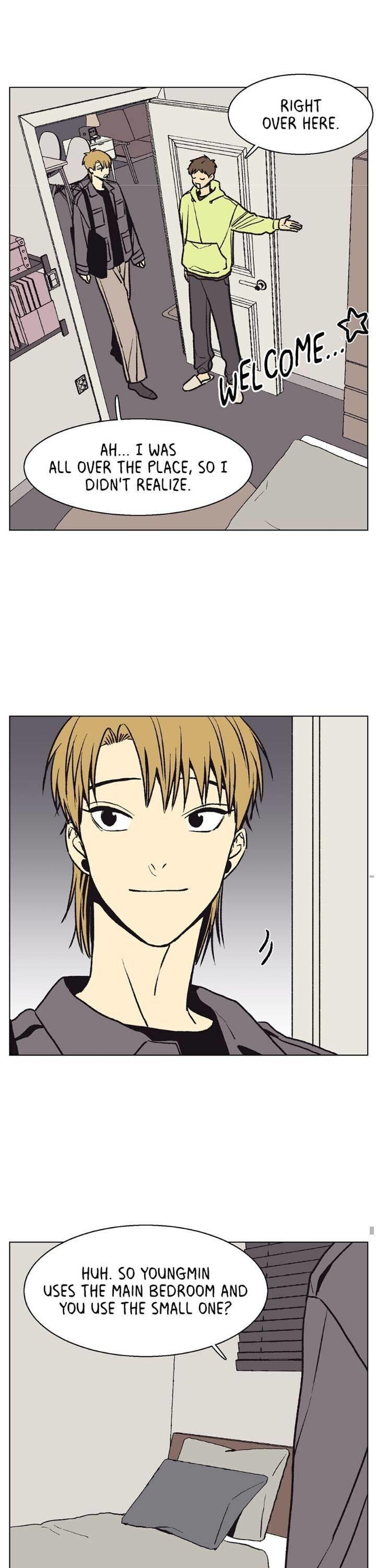 The Spooky Love Tale Of Gongchan Seol Chapter 50 page 6 - Mangakakalots.com