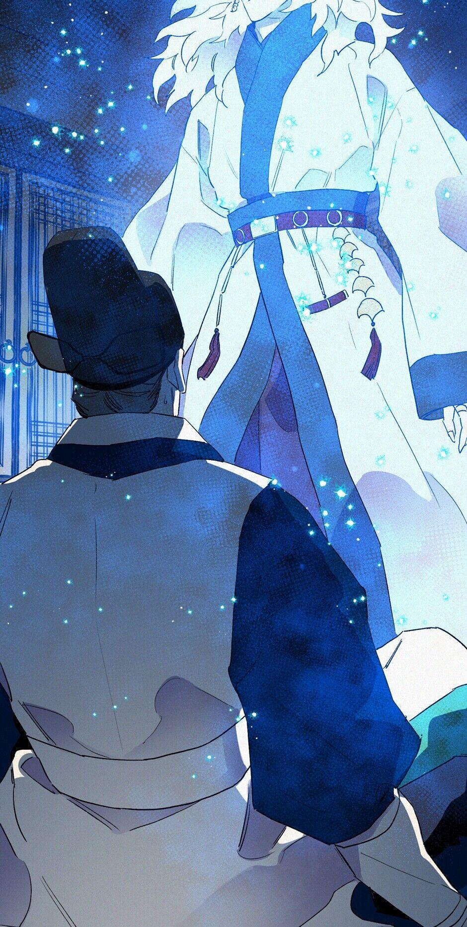 Finally, The Blue Flame Chapter 21 page 49 - Mangakakalots.com