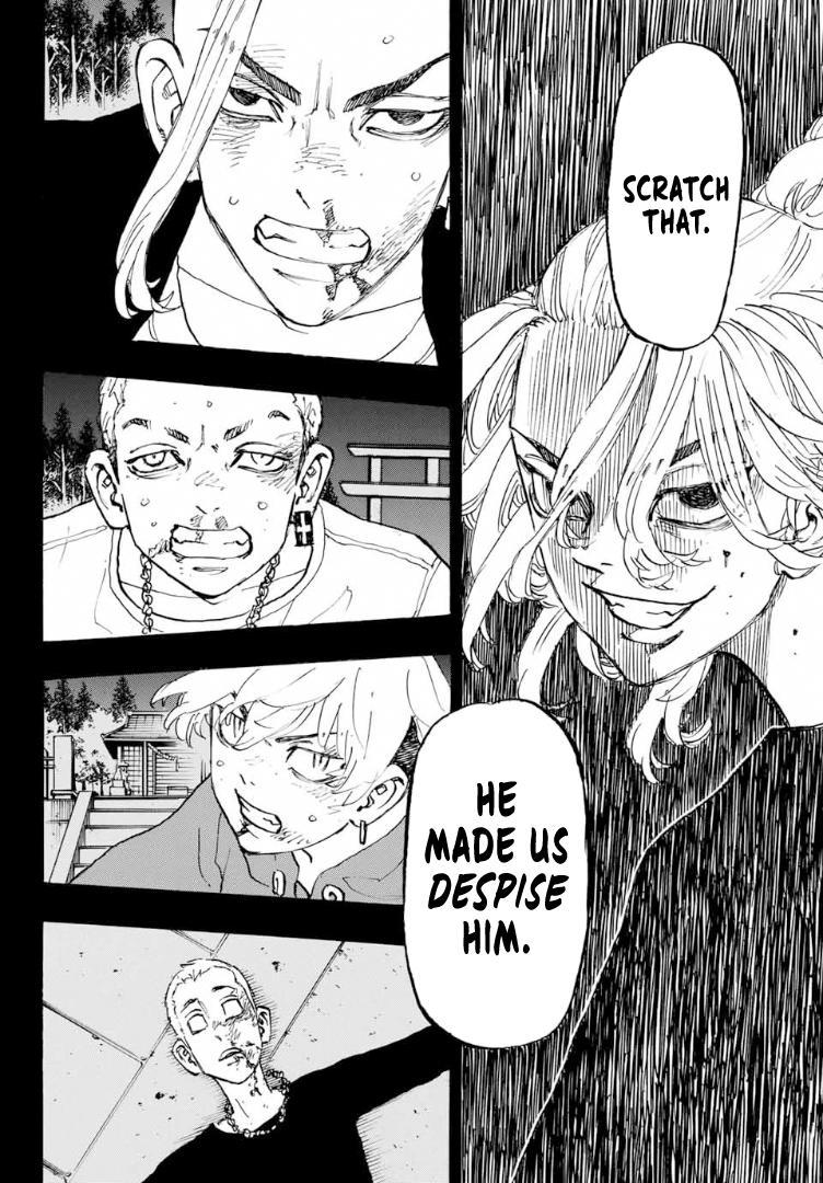 Tokyo Manji Revengers Chapter 217: Have Never Seen Anything Like It page 16 - Mangakakalots.com