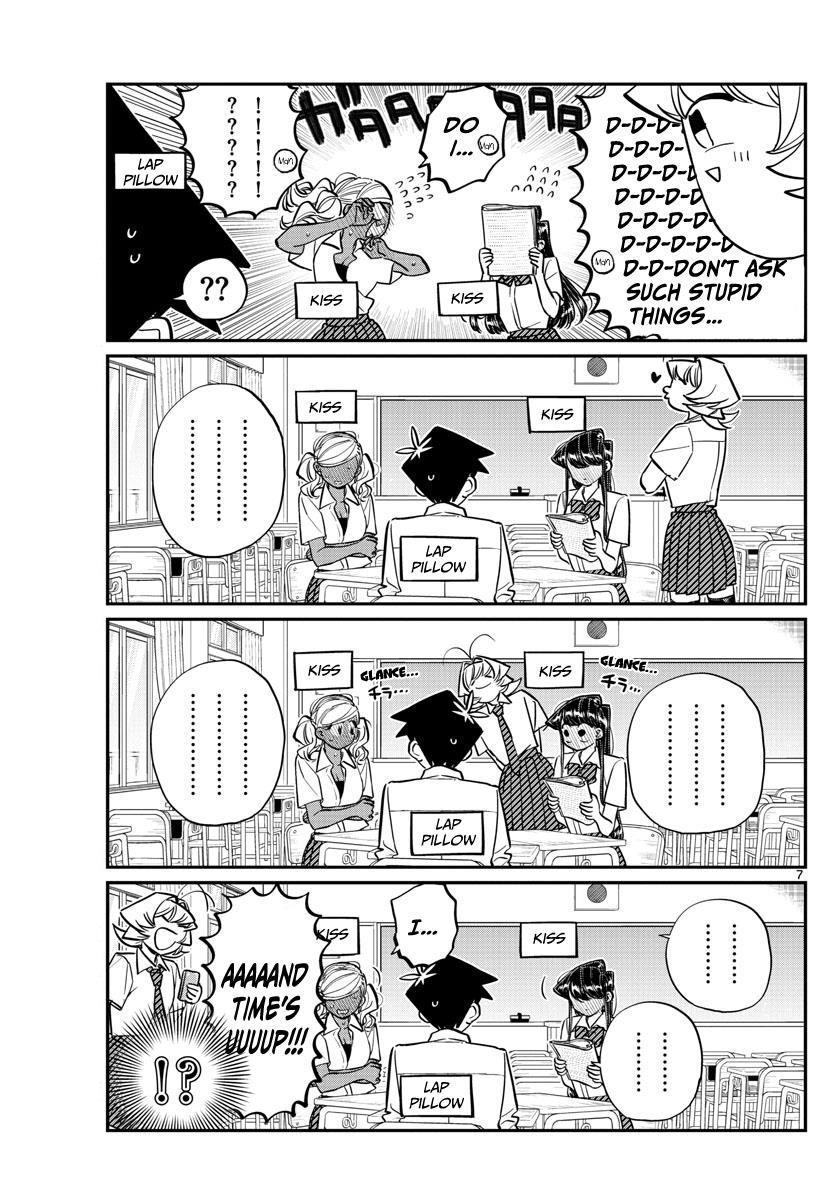 Komi-San Wa Komyushou Desu Vol.11 Chapter 152: Wolf page 7 - Mangakakalot